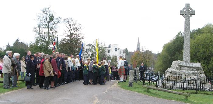 Remembrance Sunday 2009